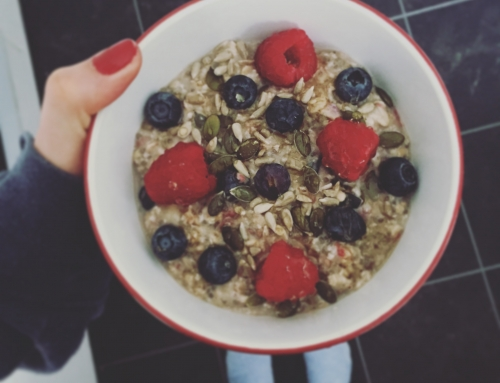 Deliciously Ella Recipe Review: Bircher Muesli